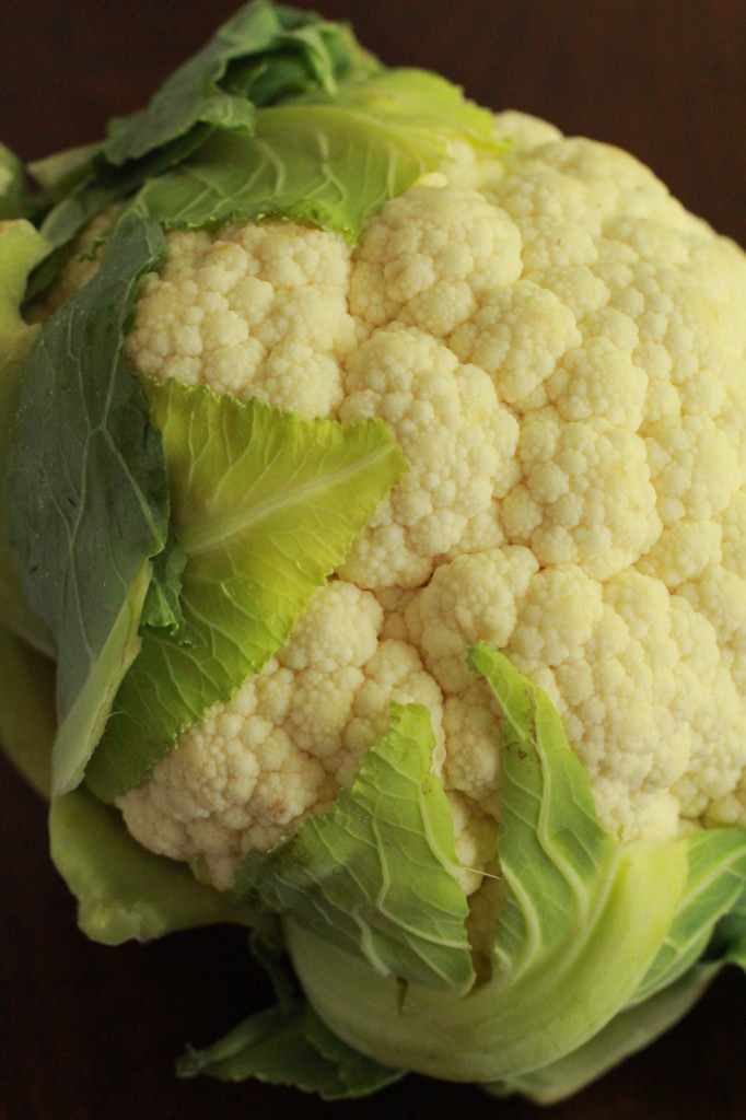 cauliflower www.girlontherange.com