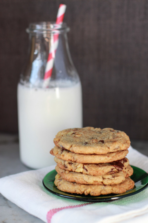 cookies and milk www.girlontherange.com