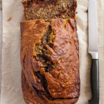 the everything banana bread