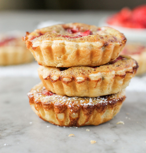 stacked tartlets www.girlontherange.com