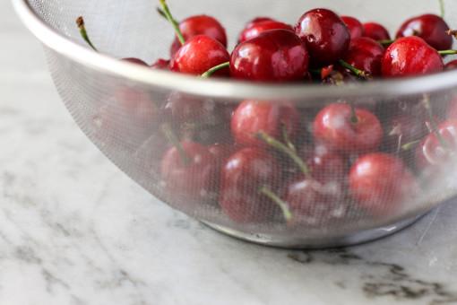 cherries www.girlontherange.com