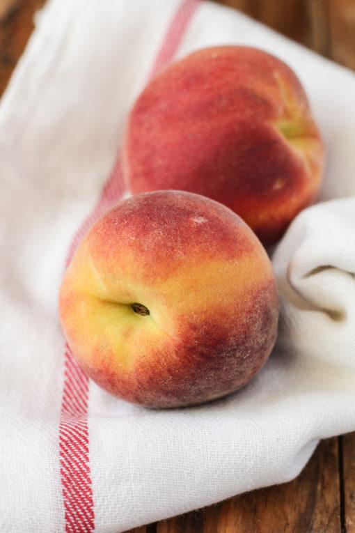 peaches www.girlontherange.com