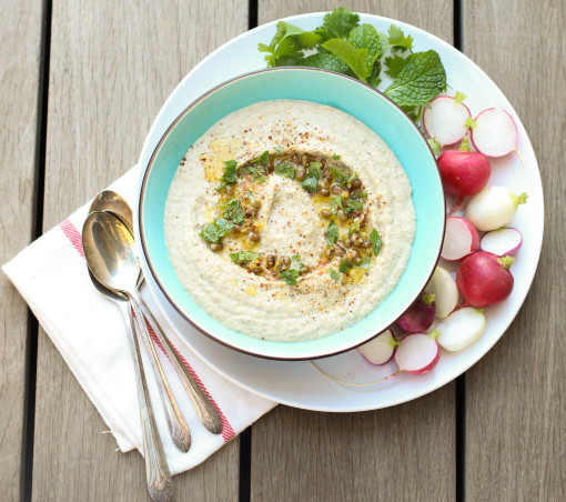 hummus mung bean www.girlontherange.com