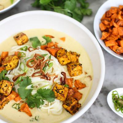 laska with cilantro www.girlontherange.com