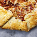 three cheese half crostada www.girlontherange.com