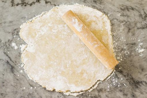 pie crust rolled www.girlontherange.com