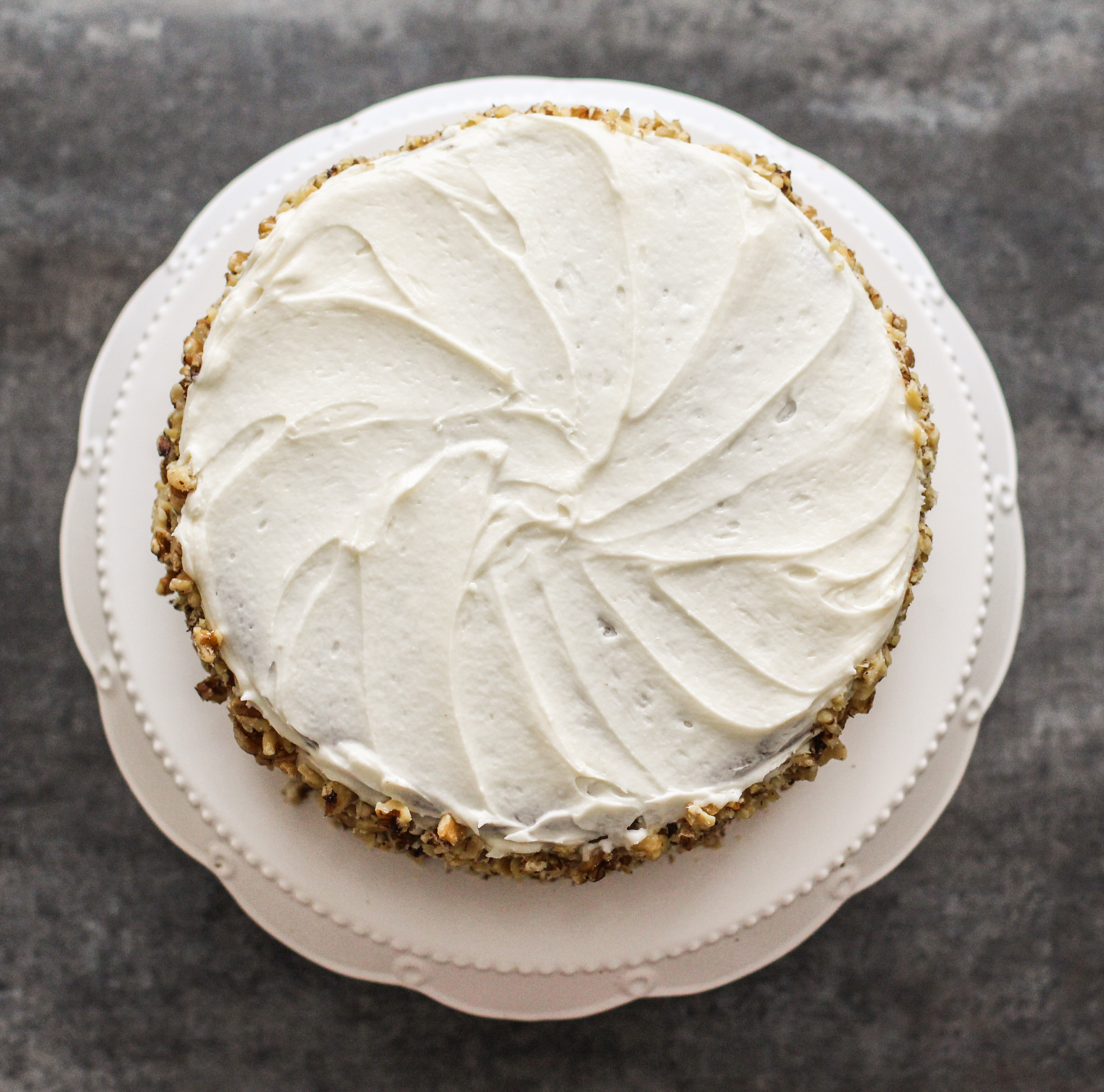 Butter Frosting For A Normal Cake
