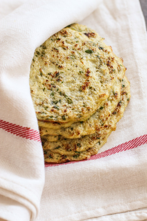 cauliflower taco shell www.girlontherange.com