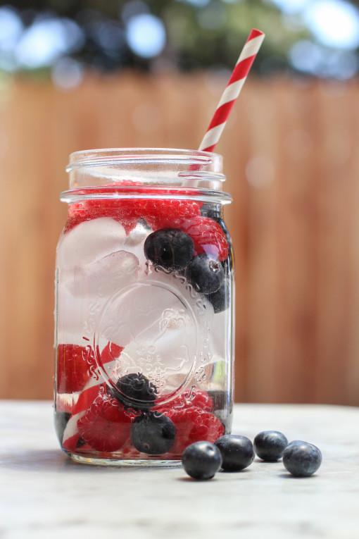 vitamin water berry www.girlontherange.com