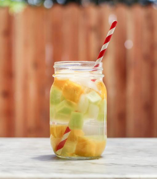 vitamin water mango www.girlontherange.com