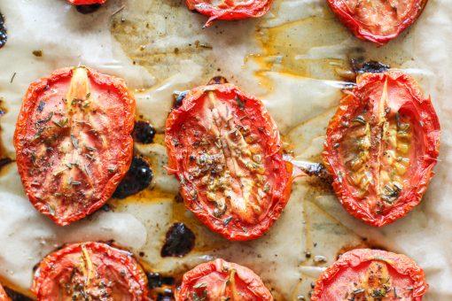 lentil and eggplant moussaka