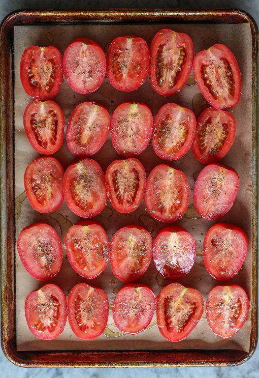 sliced tomatoes - quick and easy homemade tomato sauce