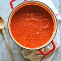 quick and easy homemade tomato sauce
