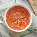 rosemary and white bean soup